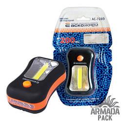 Светодиодный фонарик АС-7280 Аско Укрем