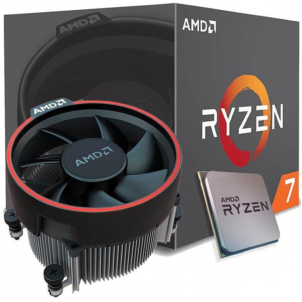 Процессор AMD Ryzen 7 2700 (YD2700BBAFBOX) 3.2GHz Socket AM4