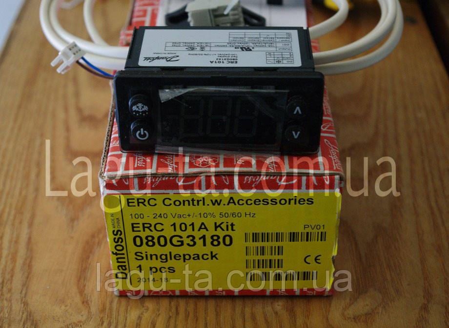 ERC101A - Danfoss - контроллер температуры