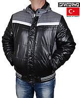 Куртка мужская универсальная  Santoryo-7230 черная