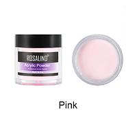 Акриловый порошок (пудра) розовая, 10г
