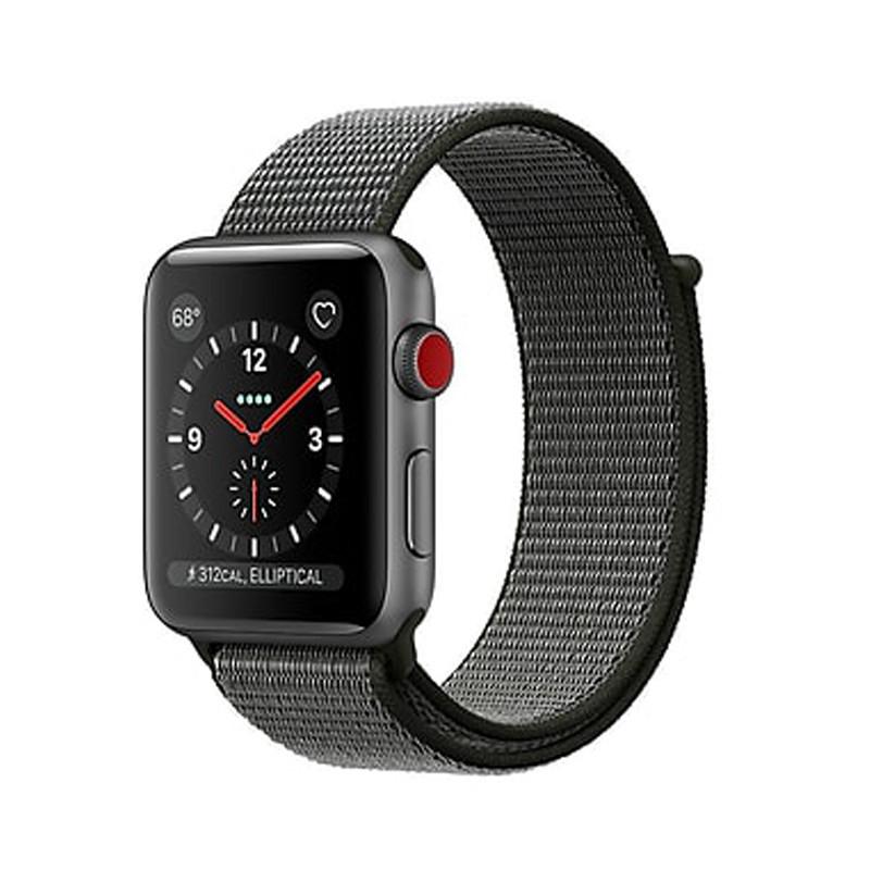 Ремешок ASSD для Apple Watch Series 2 Sport Loop 42 mm Dark Olive (68391)