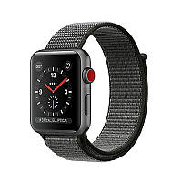 Ремешок ASSD для Apple Watch Series 2 Sport Loop 42 mm Dark Olive (68391), фото 1
