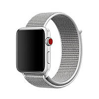 Ремешок Scram для Apple Watch Series 3 Sport Loop 38 mm Grey (39935)