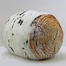 Антистрессовый Пуф Пенек интерьерный, полистерольные шарики, размер 24х30 см / tp - 15асп37ив