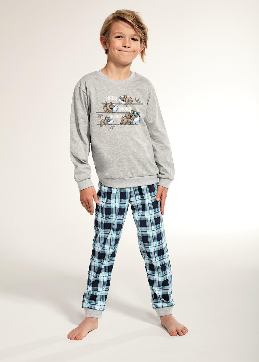 Пижама для мальчика 86-128. Польша.Cornette 593/98 KOALA