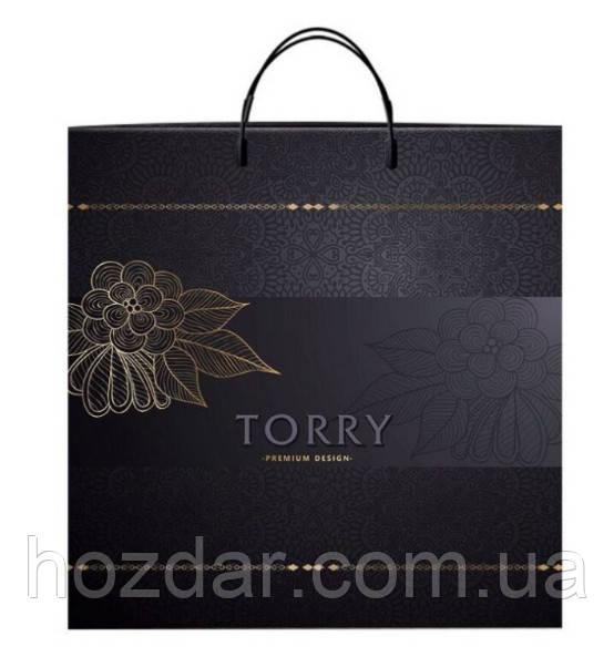 """Пакет з пластиковою ручкою 40х40 10шт. """"Torry"""""""