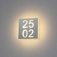 Светодиодный декоративный светильник 6Вт, LWA296B