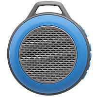 Радиоприемник колонка Somho S303 синяя