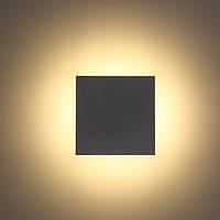 Светодиодный декоративный светильник 6Вт, LWA296A-BK