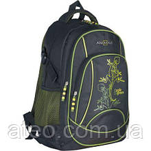 Молодіжний Рюкзак ASTRA AN-09 Animals Agile Green