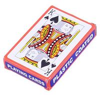 Игральные карты Y-007 пластиковые