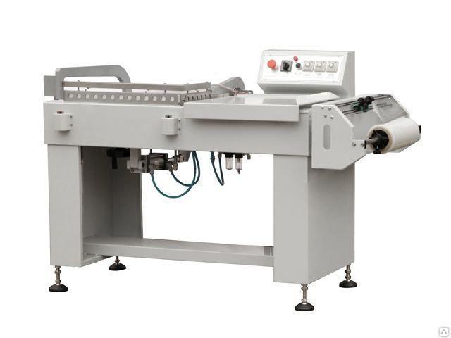 Запайщик Напівавтоматичний Кутовий Hualian Machinery Group BSL-5045LA