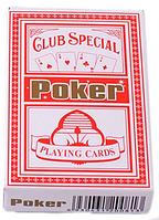 Игральные карты Poker Y-001