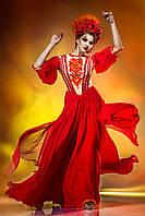 """Сукня від дизайнера """"КОРОЛЕВА ВОГОНЬ"""", фото 1"""