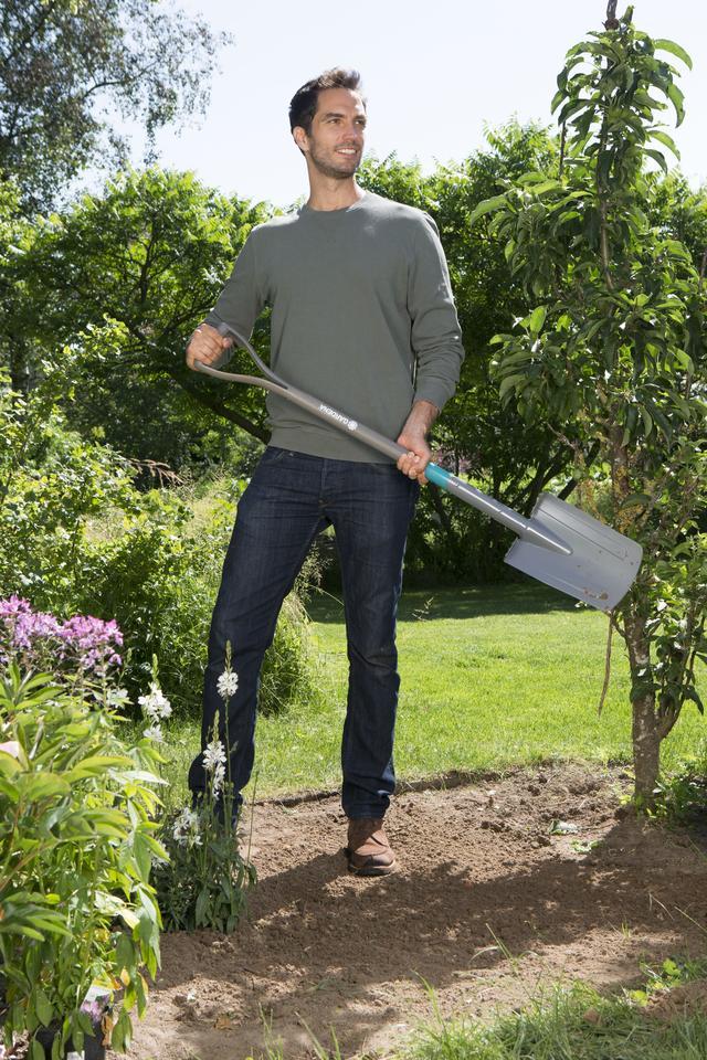 Штыковая лопата Gardena NatureLine Gar