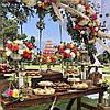 Свадебный Кенди Бар в стиле Бохо, фото 2