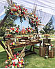 Свадебный Кенди Бар в стиле Бохо, фото 3