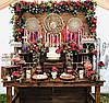 Свадебный Кенди Бар в стиле Бохо, фото 5