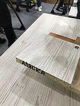 Стол рабочий Дуо (серия Loft) ТМ Металл-Дизайн, фото 3