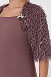 Жіноче плаття Джаз шоколад, фото 4
