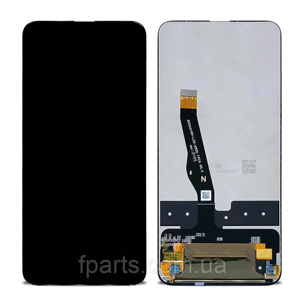 Дисплей для Huawei P Smart Z (STK-LX1), P Smart Pro (STK-L21) с тачскрином, Black (AAA)