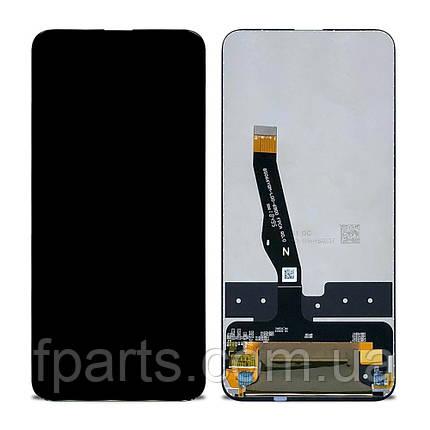 Дисплей для Huawei P Smart Z (STK-LX1), P Smart Pro (STK-L21) с тачскрином, Black (AAA), фото 2