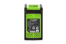 Аккумулятор Greenworks G40B4 (4 Ah / 40В, без зарядного устройства)