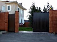 Ворота въездные ( откатные - распашные)