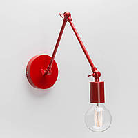Настенный светильник Edvin красный