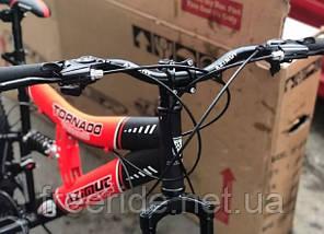 Двухподвесный Велосипед Azimut Tornado 26 D, фото 3