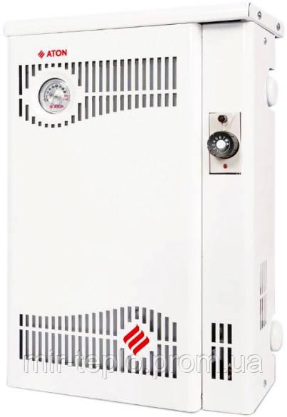 Отопительный котел АТОН Compact-12,5ЕВ.(парапетный, двухконтурный)