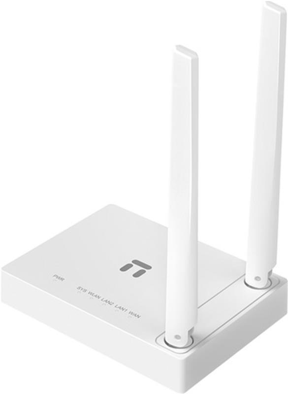 Беспроводной маршрутизатор Netis W1 (N300, 1xWAN, 2хLAN, 2 антенны)
