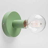 Настенный светильник Ove зеленый