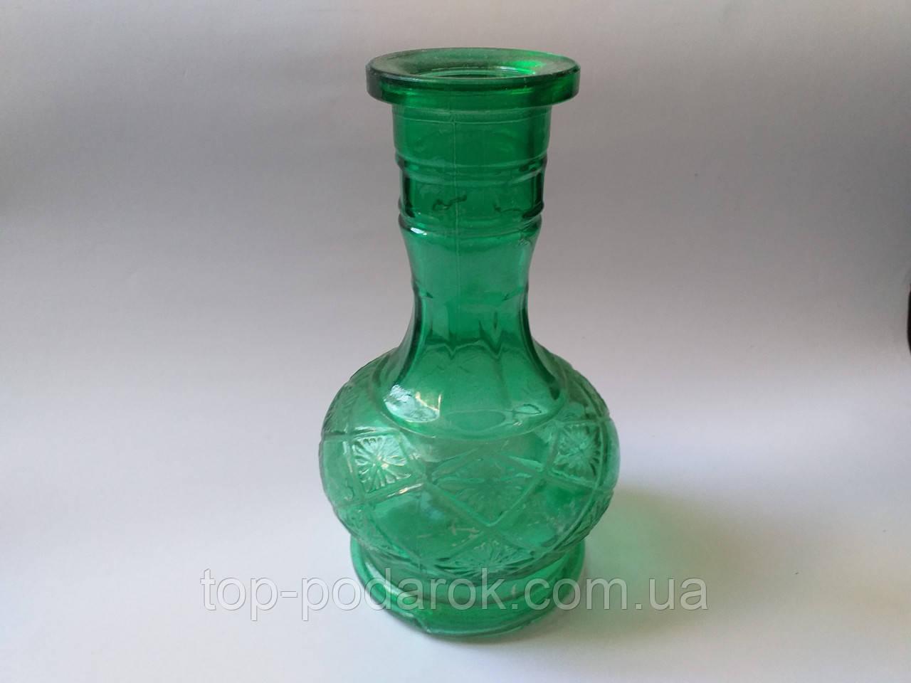 Колба для кальяна стеклянная размер 26*16*4.5