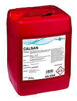 Кислотное средство SaneChem CALSAN для мытья машин и оборудования, 5/25 кг