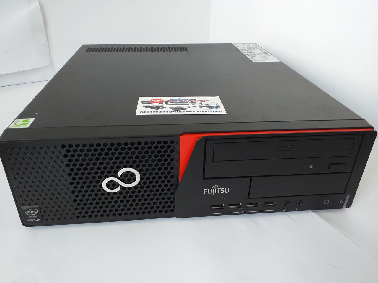 Системный блок Fujitsu 720 sff Intel G3460 3.5ГГц soket 1150 gen 4