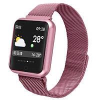 UWatch Умные часы Smart Z120 Pink, фото 1