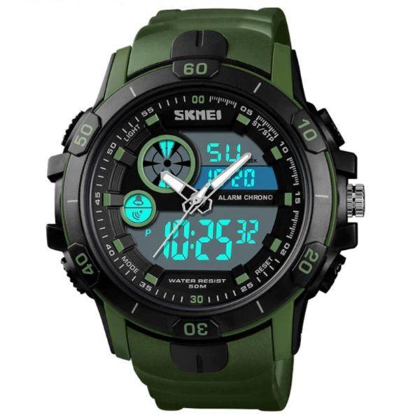 Skmei Мужские часы Skmei Green