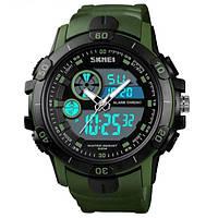 Skmei Мужские часы Skmei Green, фото 1