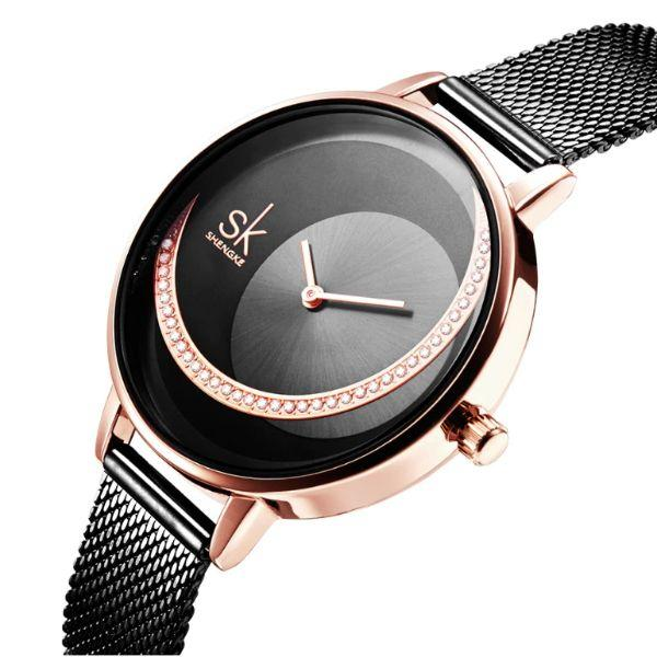 Shengke Женские часы Shengke Metropol
