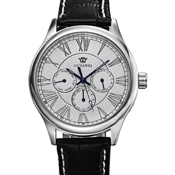 Ouwei Мужские часы Ouwei Walker White