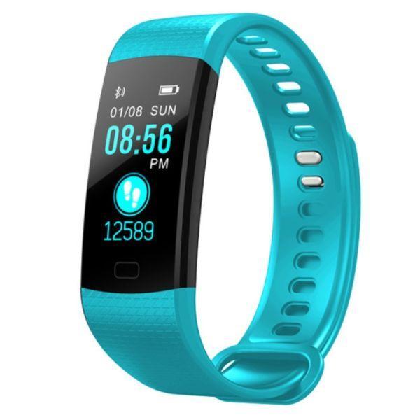 UWatch Умные часы Smart Pressure Limited Blue