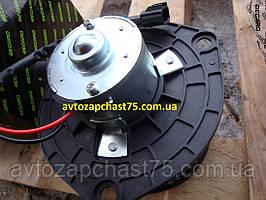 Электродвигатель отопителя ваз 2110,2111,2112,1117,1118,1119, Приора 2170,2171,2172 (производитель Decaro)
