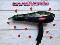 Фен для волос профессиональный Domotec MS-0804 2000Вт, фото 1