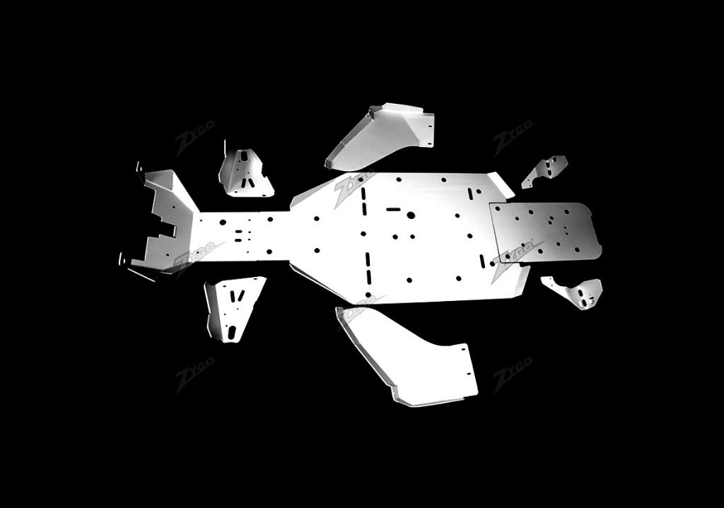 Защита днища Zygo для квадроцикла Can-am Commander 1000