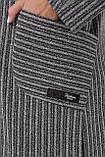 Кардиган Лада рогожка полоска, фото 6