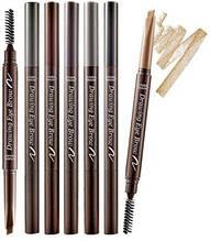 Автоматический карандаш для бровей с щеточкой Etude House Drawing Eye Brow