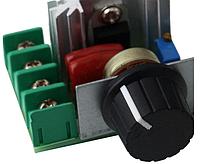SCR регулятор напряжения (50-220V, 2000Вт)
