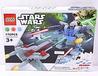 Детский конструктор Star Wars 80017 176 деталей KK